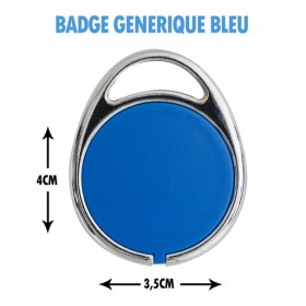 badge magnetique immeuble