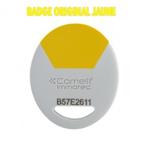 Badge immeuble Comelit