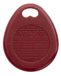Badge Visa 2000
